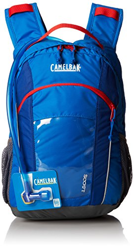 Camelbak Products Scout Hydration Backpack, Superhero, 50-Ounce