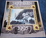 The Tolkien Calendar: 1995 (0261103083) by Howe, John