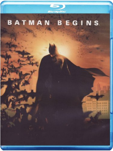 Batman begins [Blu-ray] [IT Import]