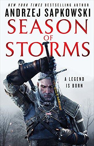 Season of Storms (The Witcher) [Sapkowski, Andrzej] (Tapa Dura)