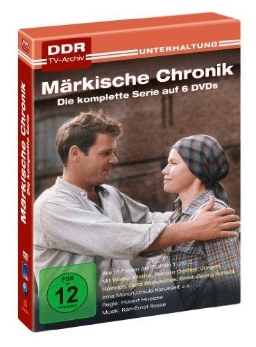 Märkische Chronik - Die komplette Serie ( DDR TV-Archiv - 6 DVDs)