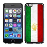 Graphic4You Vintage Iranian Flag of Iran Design Hard Case Cover for Apple iPhone 6