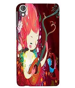 Citydreamz Back Cover For HTC Desire 628/ HTC Desire 628 Dual Sim