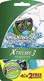 Wilkinson Sword Xtreme 3 Sensitive Einwegrasierer