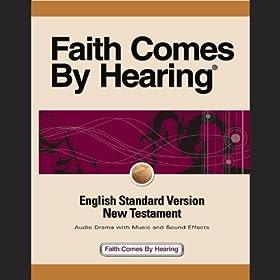 ESV New Testament - English Standard Version (Dramatized)