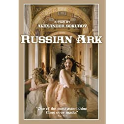 Russian Ark: Anniversary Edition [Blu-ray]