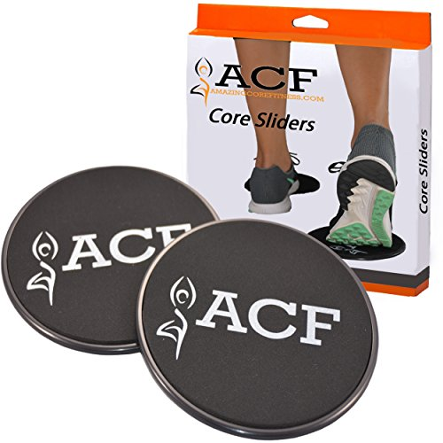 Core Sliders Set Of 2 Exercise Sliding Discs Great For
