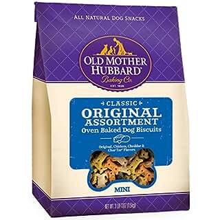 Old Mother Hubbard natural crunchy mini dog bones
