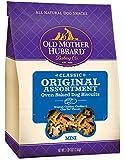 Old Mother Hubbard Crunchy Classic Natural Dog Treats, Original Assortment Mini Biscuits, 3.8-Pound Bag