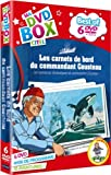 Les carnets de bord du commandant Cousteau (6 DVD)