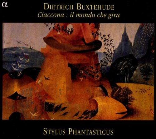 Dietrich Buxtehude (1637 - 1707) - Oeuvres pour orgue 51Pbmy25XDL