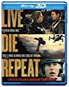Live Die Repeat: Edge of Tomorrow (3 Discos) [Blu-Ray 3D]