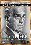 Boris Karloff-Master Of Horror