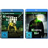 Breaking Bad Staffel/Season 5 Teil 1+2 [Blu-ray Set] (komplette Staffel 5)