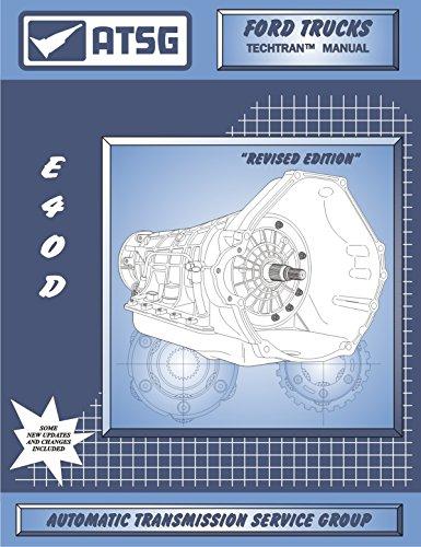 ATSG E4OD Ford Transmission Repair Manual (E4OD Solenoid Pack - E4OD Torque Converter - E4OD Pan - E4OD Rebuilt Kit - Best Repair Book Available!) (Ford Transmission Books compare prices)
