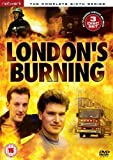 London's Burning - The Complete Series 6 [1993] [DVD]