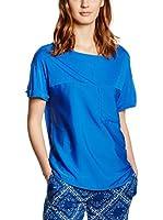 Springfield Camiseta Manga Corta (Azul)