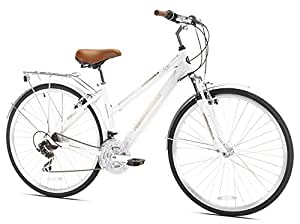 Northwoods Ladies Springdale 21 Speed Hybrid Bicycle,