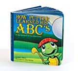 "The Littlest Gofler ""How Putter Learned His ABCs"" Childrens Book (How Putter Learned his ABCs)"