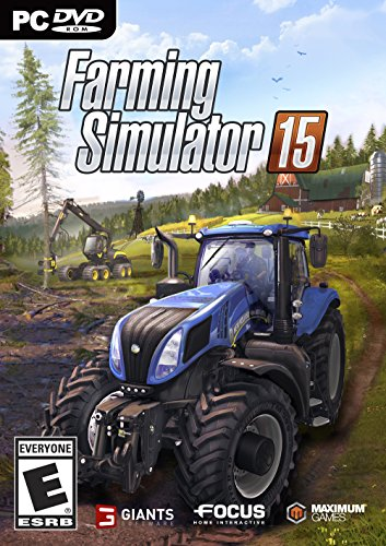 Get Farming Simulator '15