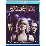 Battlestar GalacticaStagione03 [Blu-ray] [IT Import]
