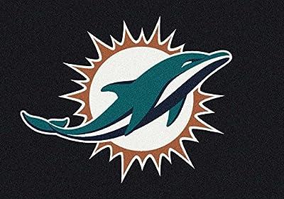 Milliken Miami Dolphins NFL Team Spirit Area Rug