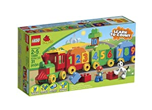 LEGO DUPLO Number Train 10558 from LEGO