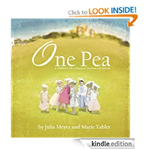One Pea (A Humorous Twist on The Princess and the Pea)