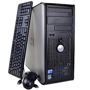 Dell OptiPlex 760 Core 2 Duo E7400 2.8GHz 4GB 80GB DVD Windows Vista Mini Tower Desktop PC