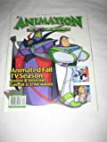 img - for Animation Magazine V 14 # 8 Sep 2000 Fall Season Buzz Lightyear of Star Command book / textbook / text book