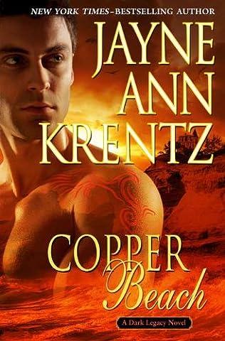 book cover of Copper Beach