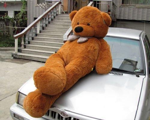 joyfay® 230cm GIANT Teddybär 231,1cm (7,5Füße)