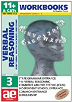 11+ Verbal Reasoning: Workbook Bk. 3: Additional Multiple Choice Questions (Verbal Reasoning Workbooks for Children) by Curran, Stephen C., Edwards, Mike, Peace, Janet (May 13, 2011) Paperback