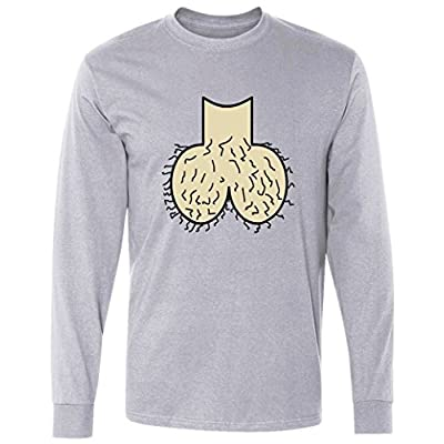 dick head ball sack Long Sleeve T-Shirt