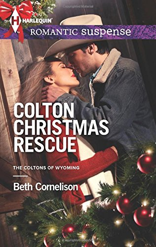 Image of Colton Christmas Rescue (Harlequin Romantic Suspense\The Coltons)