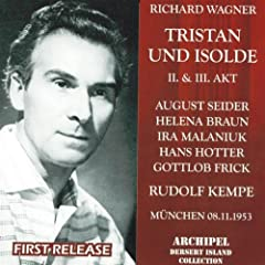 Tristan und Isolde : Act II - Isolde!