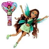 Winx Club - Charmix Fairy Doll - Layla Aisha 28cm