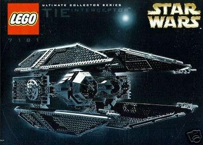 Lego Star Wars Ultimative Collector Series TIE