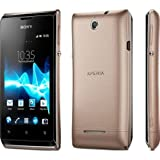 Sony Xperia E Dual C1605 Mobile Phone (Gold)