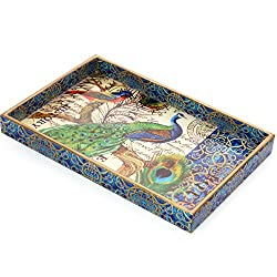 Diwali Gifts - Peacock Tray