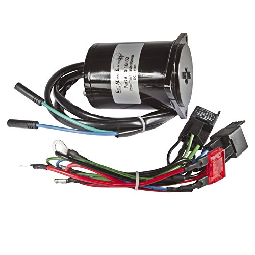Yamaha Trim/Tilt Motor Kit 60-90HP 1987-1991 With Adaptor Harness 6H1-43880-00 (Boat Motor 60 Hp compare prices)