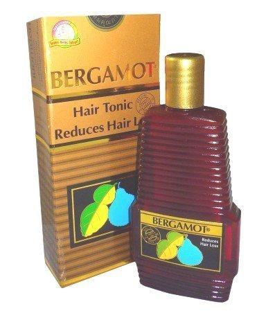 Bergamot Tonic Reduces Hair Loss Generate Hair Growth Anti-dandruff Gold 200 Ml From Thailand
