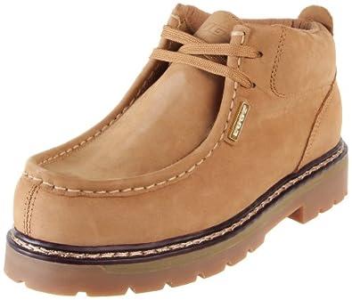 Lugz Men's Strutt Boot,Cashew Nubuck,6.5 D US