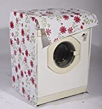 Ruby Washing Machine Cover For Front Load - Standard Size - Assorted Prints