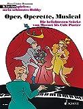 Image de Oper, Operette, Musical: Die beliebtesten Stücke von Mozart bis Cole Porter. Klavier. (Klavier spie