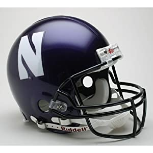 Northwestern Wildcats Full Size Authentic