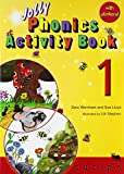 Jolly Phonics Activity Book 1 (1844141535) by Lloyd, Sue