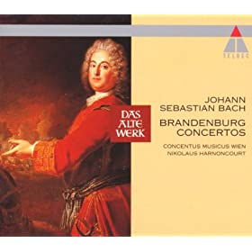 Brandenburg Concerto No.2 in F major BWV1047 : II Andante