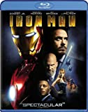 Cover art for  Iron Man [Blu-ray]