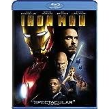 Iron Man [Blu-ray] ~ Robert Downey Jr.